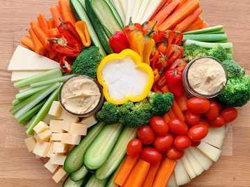 garnituri, legume sănătoase - m ........................
