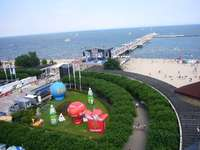 view from the lighthouse - Sopot - m .......................