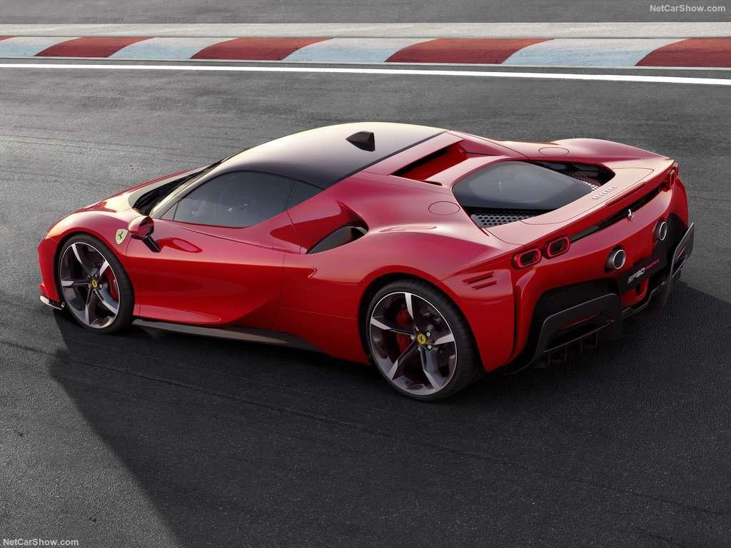 El Ferrari SF90 Stradale