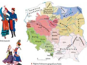 Regiones de Polonia - Regiones históricas y geográficas de Polonia_ Historia - 4 ° grado de primaria