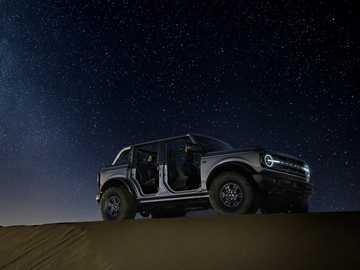 Ford Bronco Wildtrak 2021 - Ceci est une photo d'une voiture.