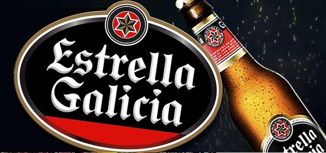 estrella - puzzle creado para la marca estrella galicia
