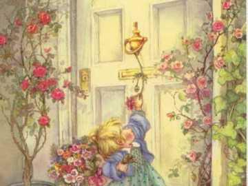Jsem malá nedošáhnu na zvonek - Jsem malá nedošáhnu na zvonek