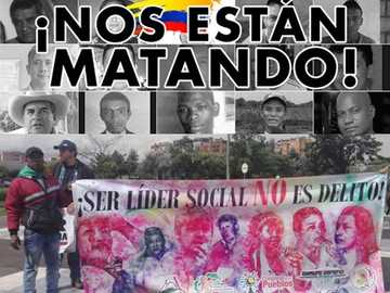 massakrer - massakrer i Colombia