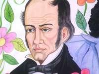 Simon Rodriguez - Rejtvény, Simón Rodríguez születésnapjának emlékére.