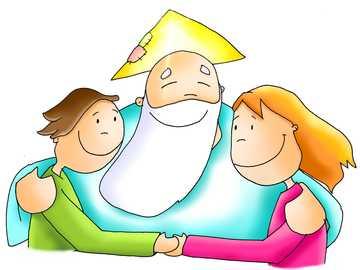 Pappa gud - Det är vårt förhållande till den perfekta Fadern, den som älskar oss mest och bryr sig om oss.