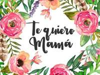 kocham Cię mamusiu