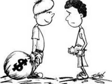 Desigualdade social - expo grupo 2, desigualdade social na infância