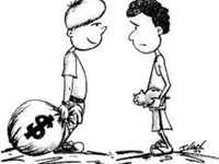 Nierówności społeczne - grupa expo 2, nierówności społeczne w dzieciństwie