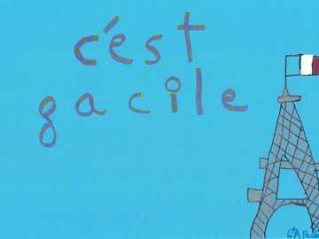 frase do pôster 0 - Frase AFFICHE français