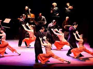 Tango Show - Tangoshow mit Live-Orchester