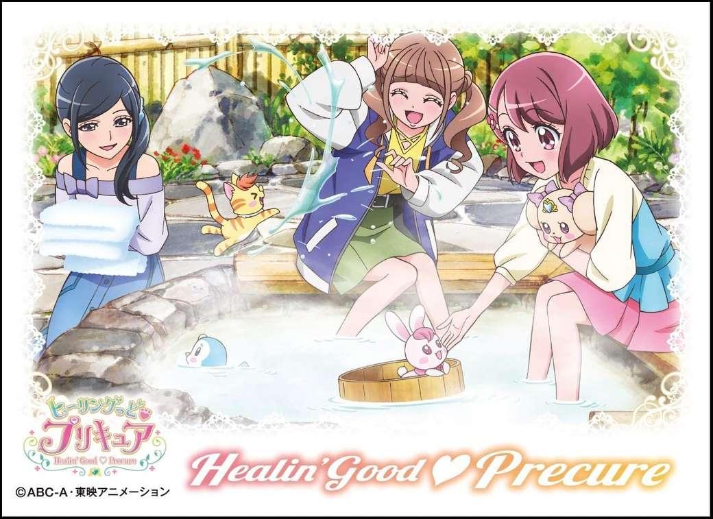 Healin 'Good ♥ Pretty Cure (10×8)