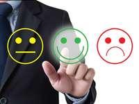 Évaluation des employés - Préparez des puzzles qui montrent l'évaluation de l'employé par l'employeur.