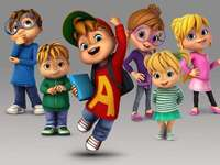alvin and the chipmunks - m ......................