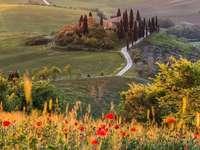 Una delle 44 città più belle della Toscana.