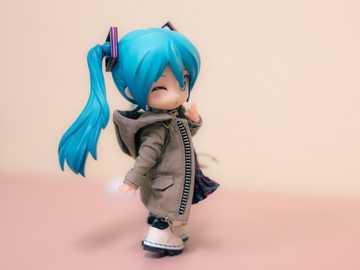 Du bist wunderschön Miku! - Du siehst wunderschön aus in einem Miku-Mantel!