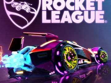 ROCKET LEAGUE - BOUW HET ROCKET LEAGUE-MODEL