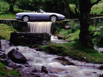1996 Jaguar XK8 - This Is A Photo Of A Convertible.