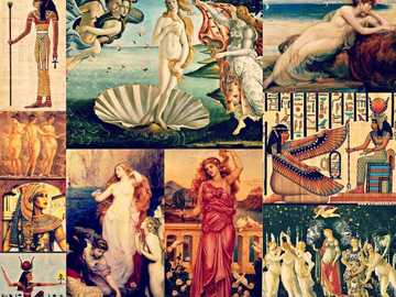 MYTHE-SPAANS - Als mythologie wordt het de reeks mythen genoemd die typisch zijn voor een volk of cultuur. Mythen z