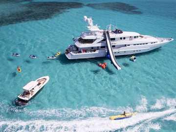 luksusowy jacht - m...................