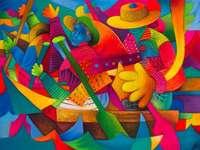 Viajando en el lago - Julian Coche Mendoza
