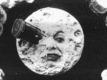 Trip to the moon - George Melies film