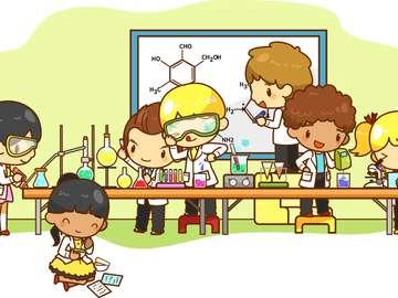 Laboratorium - Wetenschappelijk laboratorium