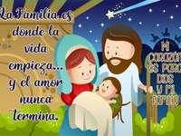 Familia de Jesus - Amor de Deus na familia