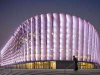 luanda - multisport- pavilion