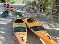 Canoes - Ready for action