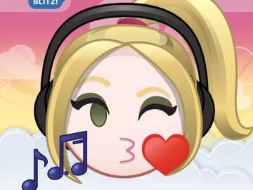 This is my Emoji when I listen to music - It's me when I listen to music, only in the form of Emoji. Lol