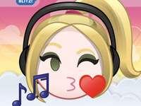 Acesta este Emoji-ul meu când ascult muzică - Sunt eu când ascult muzică, doar sub formă de Emoji. Laugh out Loud