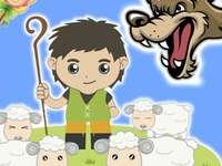 THE LIAR SHEPHERD - TALE THE LYING SHEPHERD