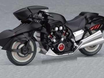 Una bellissima moto - Una bellissima moto dal look futuristico
