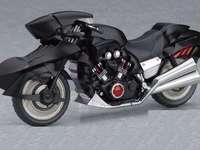 Krásná motorka - Krásný motocykl s futuristickým vzhledem