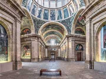 Hospicio cabañas monterrey - Das Cabañas Cultural Institute ist zu einem Wahrzeichen der Stadt Guadalajara geworden. Es ist ein