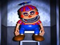 nightmare balloon boy - easiest and creepy and nightmares