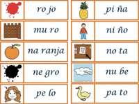È un puzzle di parole - È un puzzle di parole per tutte le età, molto creativo e carino