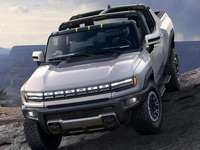 2022 GMC Hummer EV - This Is A Photo Of A Car