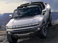 2022 GMC Hummer EV - Toto je fotka automobilu