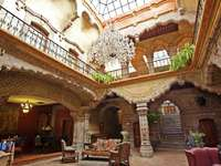 Casa della Marchesa, Querétaro - Patrimonio culturale dell'umanità, casa della Marchesa a Querétaro