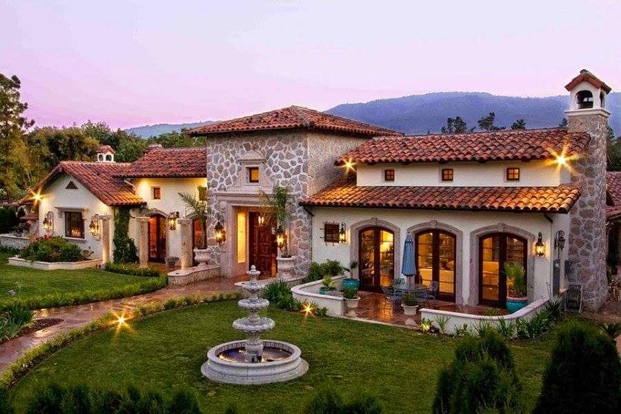 Къщата на моите мечти - Отличен дизайн на селска къща (9×6)