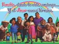 Mi Familia - Familia donde la vida comienza