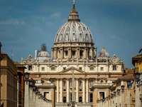 Basílica de São Pedro Vaticano em Roma - Basílica de São Pedro Vaticano em Roma