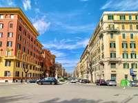 Prati Mazzini en el distrito Storico de Roma