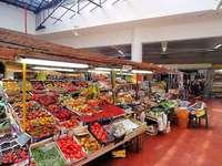 Tržnice v Římě