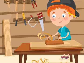 Carpenter - recognize different trades that are