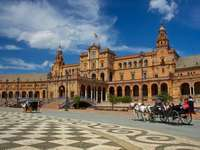 Sevilla - památník