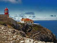 Portugal. - Cape of St. Vincent.