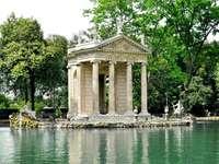 Вила Borghese градина в Рим
